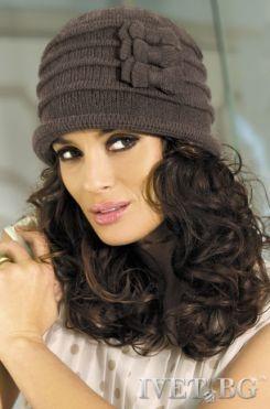 шапка CLAUDIA