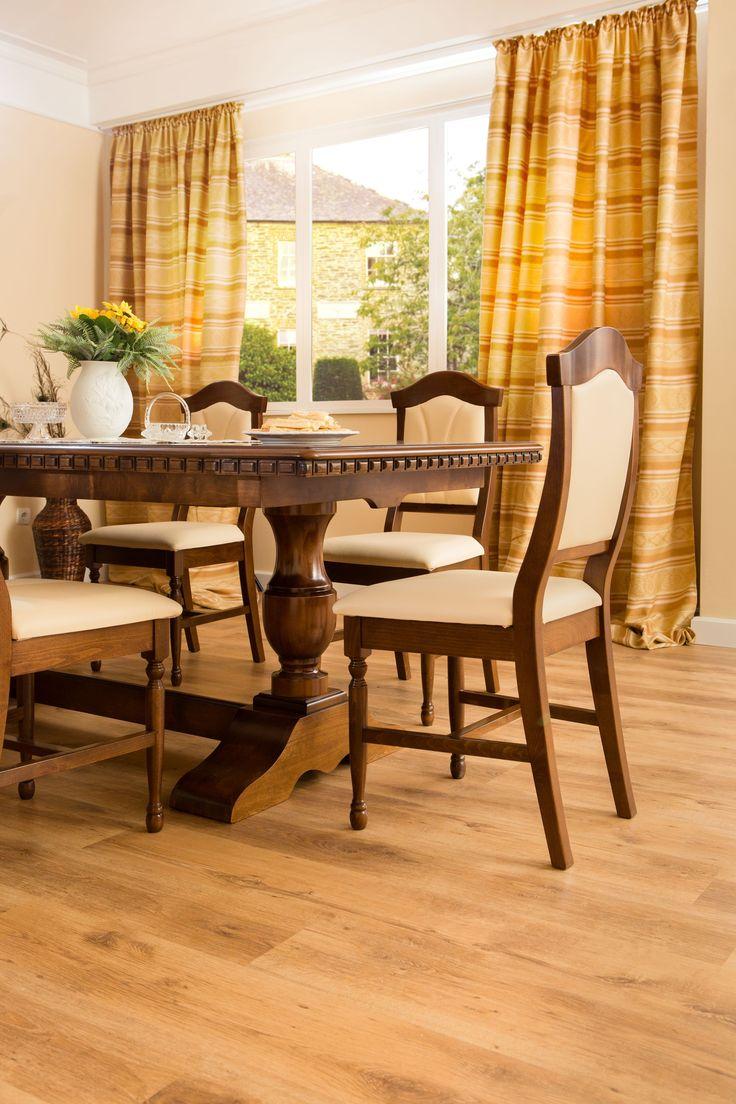 masa extensibila din lemn masiv - Mobilier Mobila Sufragerie clasica din lemn DOMINUS -