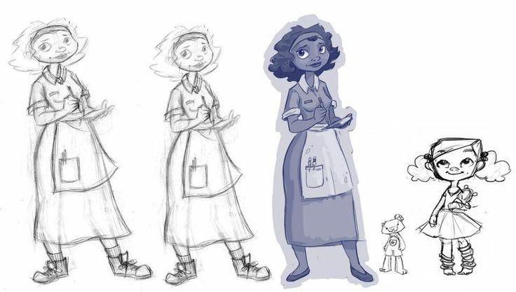 Tamara Animated Short Film