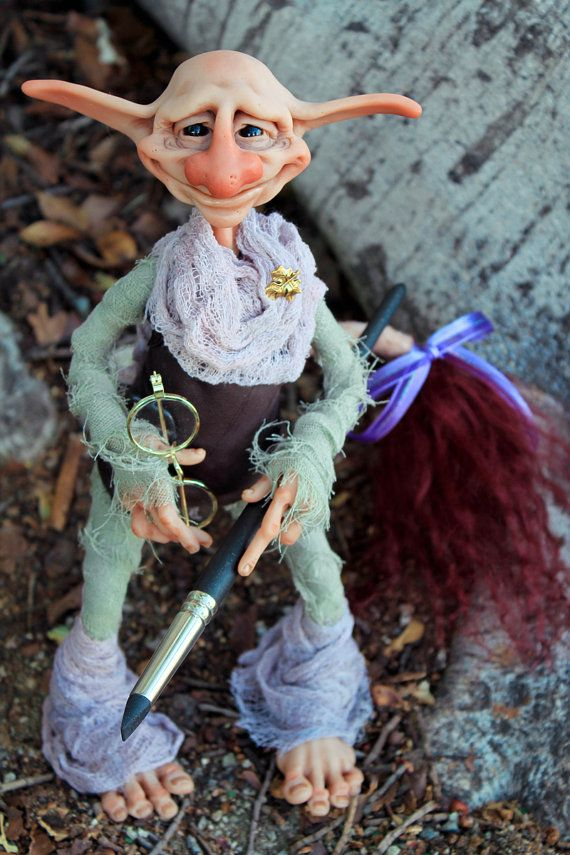 FaeMaker Making Fantasy Characters in Polymer Clay por oddfae