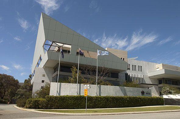 The Melville Council Building.