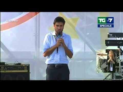 """A Di Battista: """"Per salvare l'Europa non possiamo morire noi italiani"""" - YouTube"""