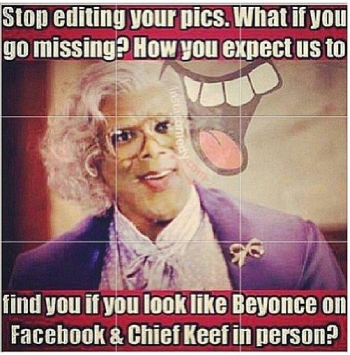 Best 25+ Madea hellur ideas on Pinterest | Happy friday meme funny ...