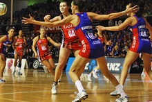 The Harrison Hoist sideshow of the past week threatened to upend the Northern Mystics last night, as they battled to a narrow win over the lowly-ranked Canterbury Tactix.