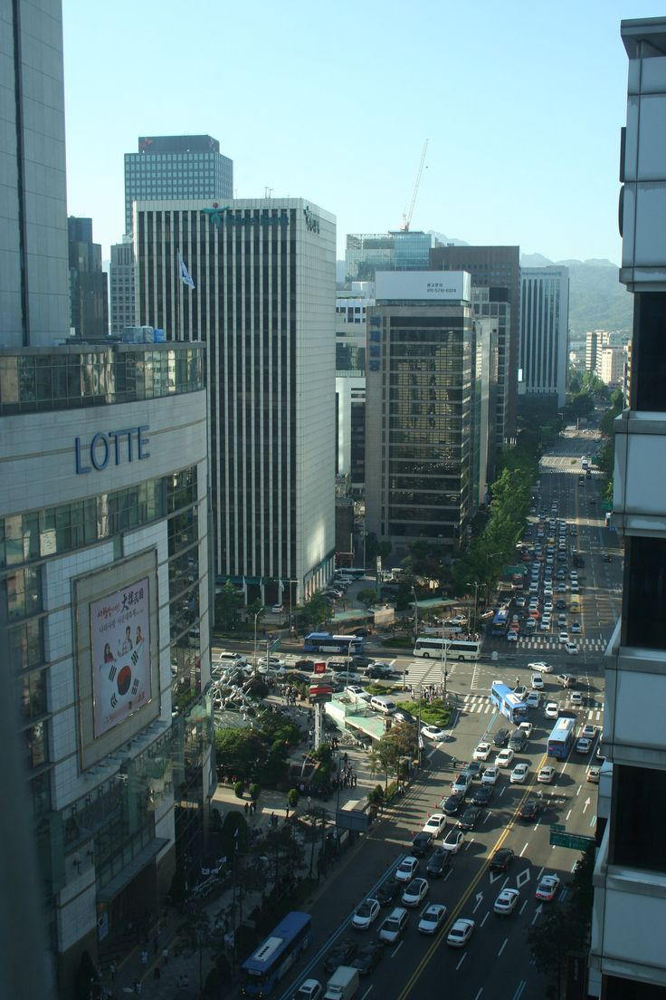 Seoul is an awesome capital city.   6 Reasons Why You Should Totally Visit Korea ---> http://www.confiscatedtoothpaste.com/6-reasons-why-you-should-totally-visit-korea/
