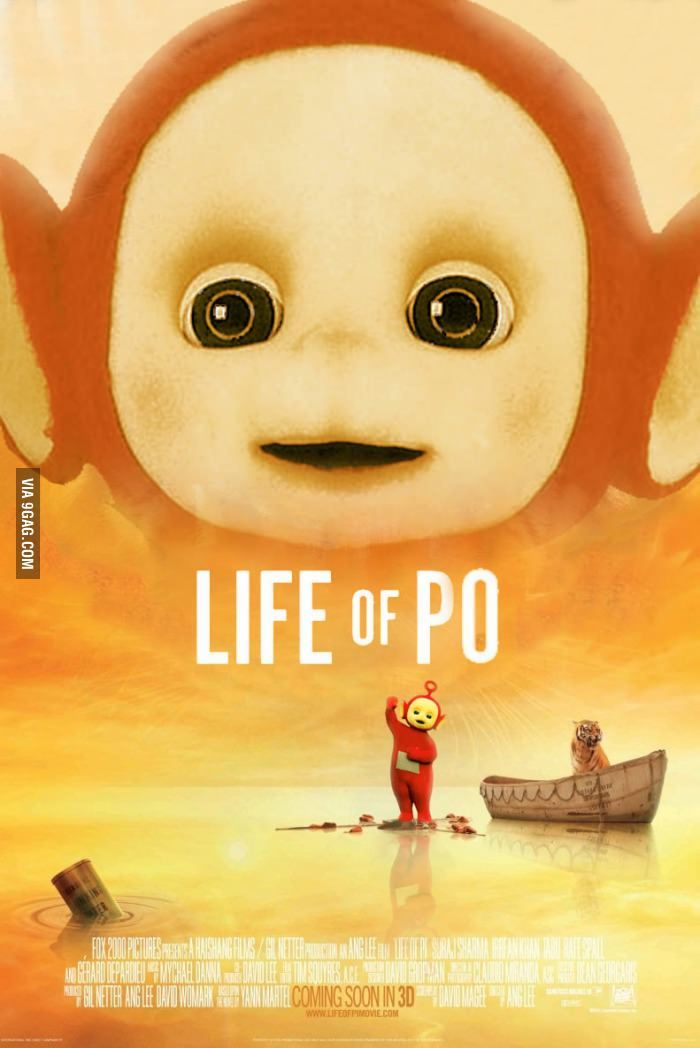 This would be so much better than Life of Pi.