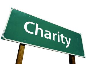 To own a charity organisation in order to help other people in need.