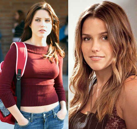 """Brooke was the only character to appear in every episode since her introduction.   41 Things You Might Not Know About """"One Tree Hill"""""""