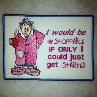 Dbb422 Get Started Mug Rug Embroidery Machine