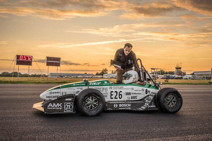 Fastest Electric Car