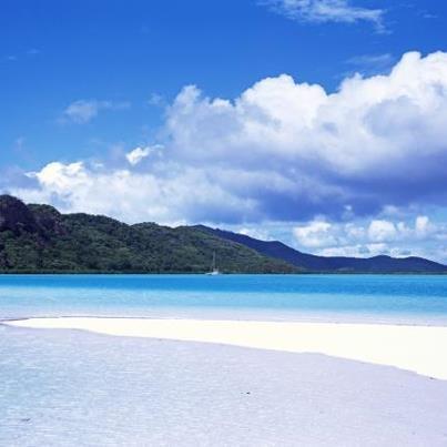 Whitsundays = Australia