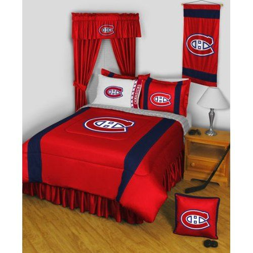 Montreal Canadiens Bedding