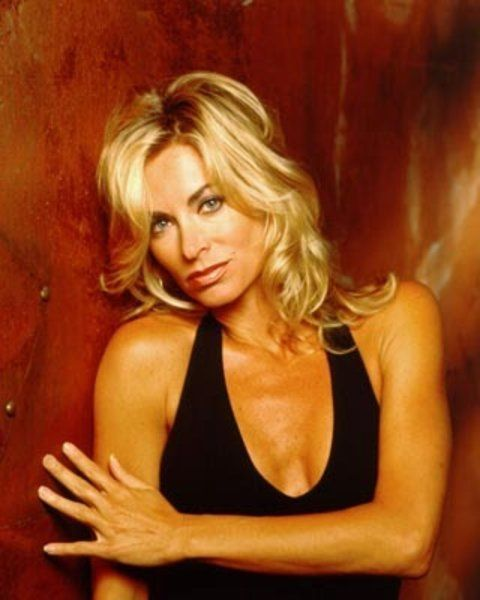 "Eileen Davidson | Eileen Davidson in ""The Young and the Restless"""