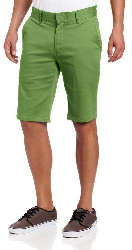 $52, Green Shorts: Altamont Davis Slim Short. Sold by Amazon.com. Click for more info: https://lookastic.com/men/shop_items/52676/redirect