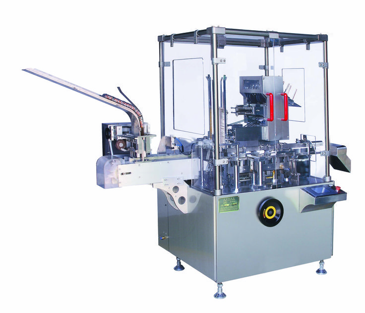 BLISTER and OTHERS CARTON BOX PACKING MACHINE