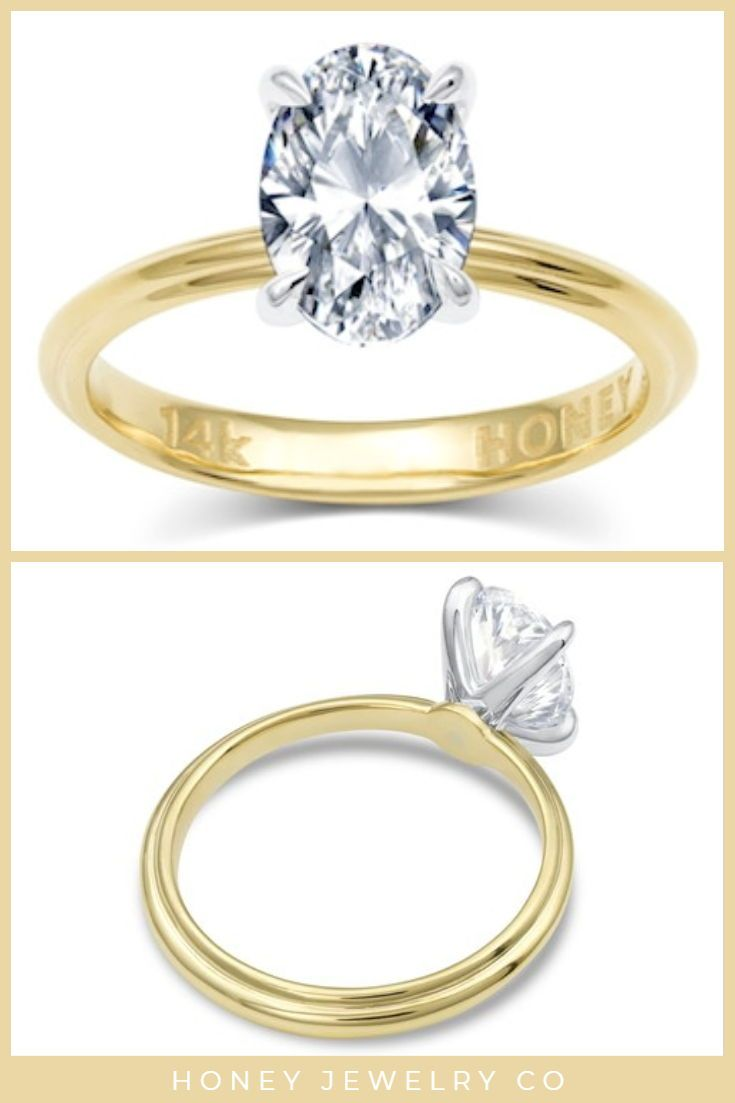 Pin On Honey Jewelry Co Custom Engagement Rings Wedding Bands
