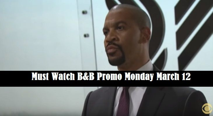 MUST WATCH: The Bold And The Beautiful Preview Video Monday March 12: Ridge Questions Sheila, Justin Makes Accusations