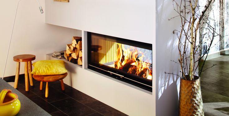 Inbouwhaard Sera van Home Fire