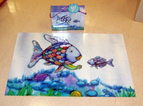 1000+ Ideas About The Rainbow Fish On Pinterest