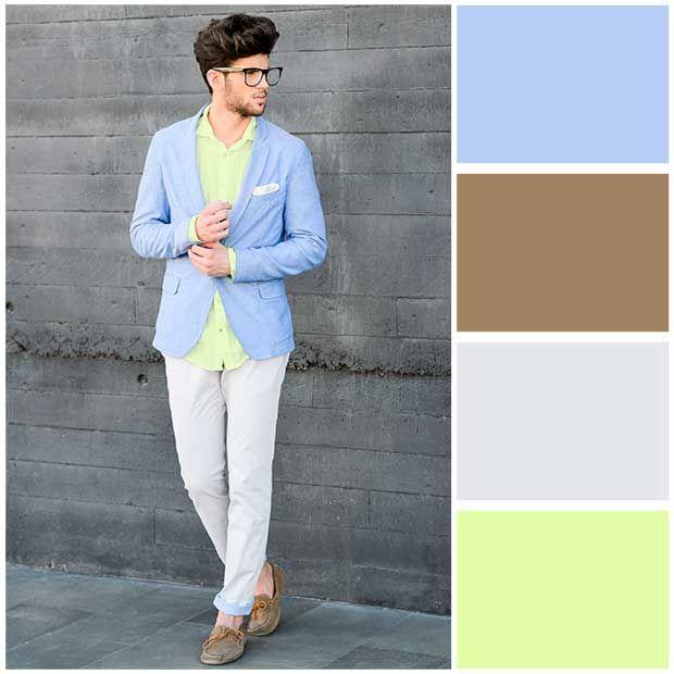 Best 25 como combinar ropa hombre ideas on pinterest - Colores de moda ...