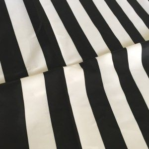 Black And White Stripe Round Tablecloth Emporium Bride