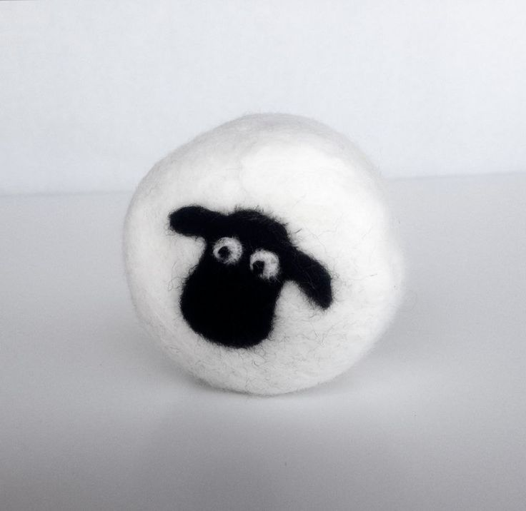 Organic Felted Soap Sheep Design For Baby. $12.00, via Etsy.