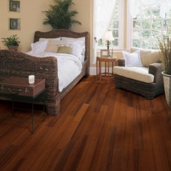 Hardwood floor - color