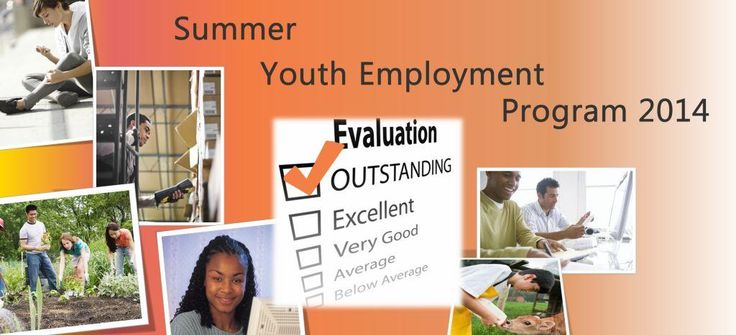 The Summer Youth Employment Program is now accepting applications (ages 16-24)!