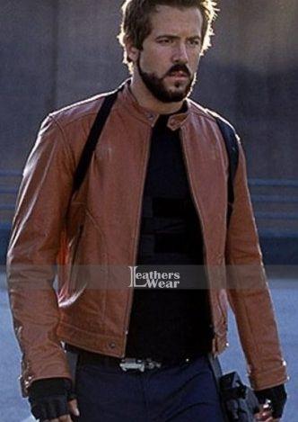 Blade Trinity Ryan Reynolds (Hannibal King) Jacket
