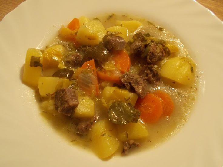 Gurkensuppe, polnische Art, ein schmackhaftes Rezept aus der Kategorie Kochen. Bewertungen: 5. Durchschnitt: Ø 3,9.