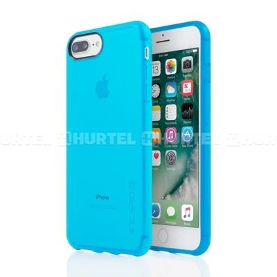 Incipio NGP Pure - Etui iPhone 7 Plus / iPhone 6s Plus / iPhone 6 Plus (Cyan)