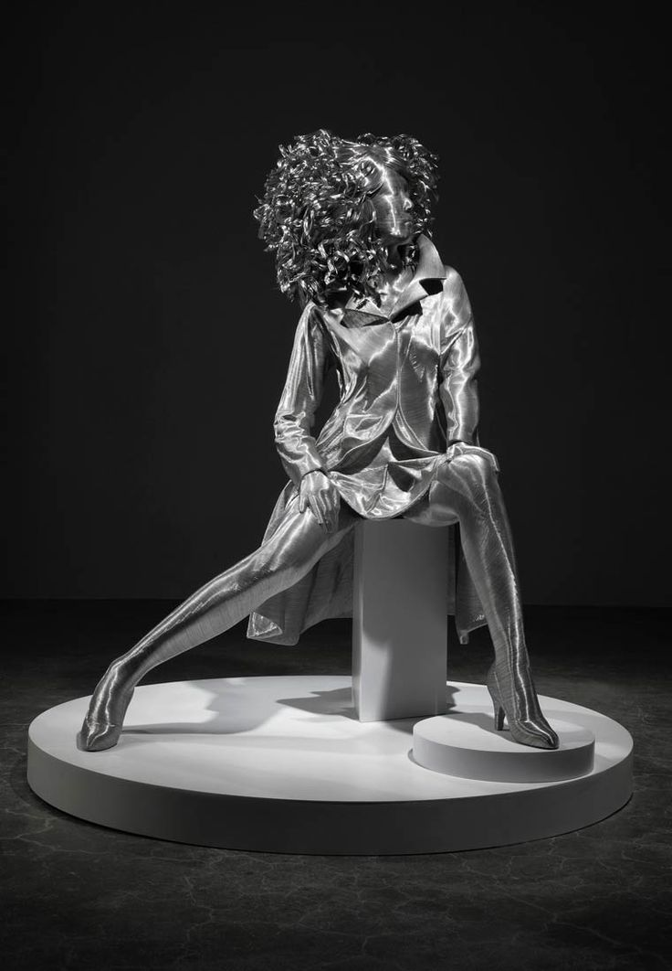 Escultura de Seung Mo Park