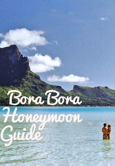 Bora Bora is everything, especially for honeymooners. The moment you land, this paradise on Earth will get your senses bursting so much so that you'll feel like you've jumped into Alice's hole but instead of getting to Wonderland you ended up in the most perfect, pristine destination your mind could ever comprehend. Bora Bora will heighten your senses, overwhelm you (in a good way) and increase your appreciation of each other – have no doubt!