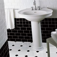 17 Best Images About Monochrome Bathrooms On Pinterest