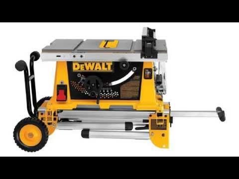 DEWALT DW744XRS 10 Inch   Skil Table Saw For Sale