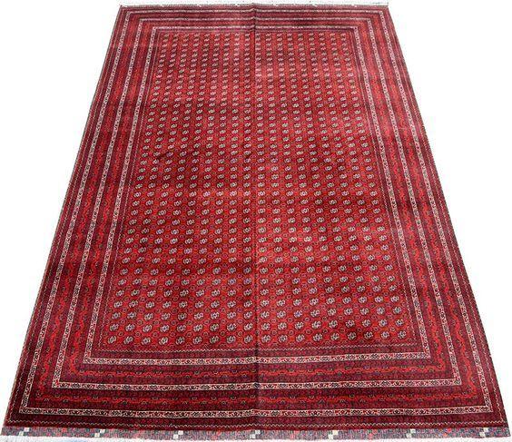 Давайте я очень кратко расскажу про конкретные узоры. Это узор ковра «Кхаваджа Рошан» - такие ковры ткутся в Афганистане в провинциях Балх, и провинции Джоузжан.
