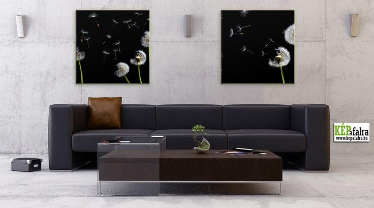 Modern otthonok tökéletes dekorációja. Varázsold a természet káprázatos pillanatképeit szobád falára modern vászonképekkel.