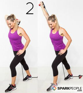 10 Exercises That Target the Triceps | SparkPeople