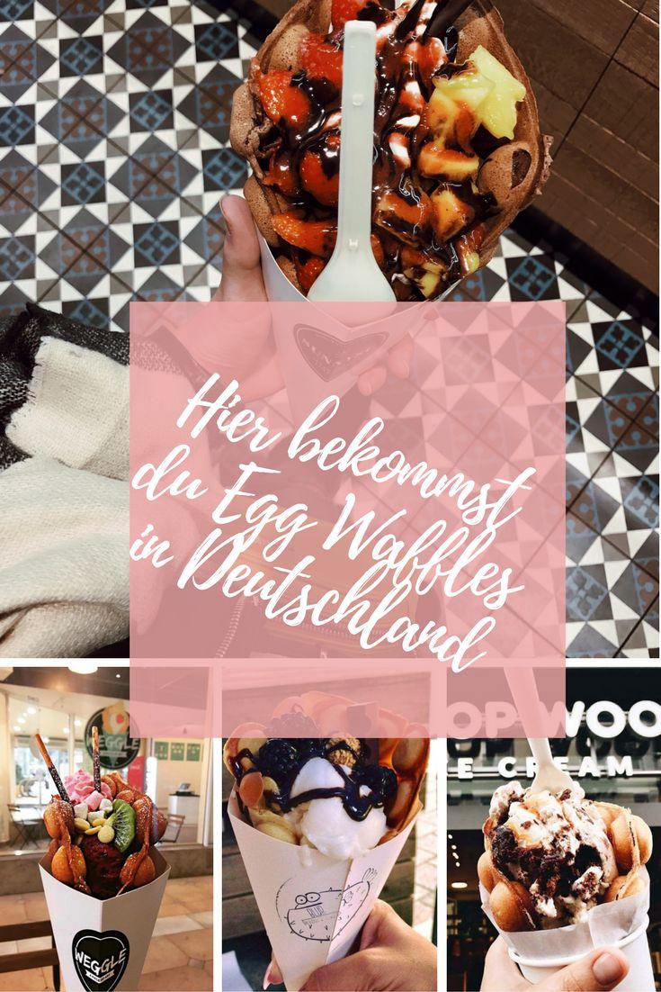 Ihr habt vom Egg Waffles Trend gehört und fragt euch, wo in Deutschland ihr die beliebten Egg Waffles schlemmen könnt? Zwar noch vereinzelt, aber es gibt mehr und mehr Anbieter in Deutschland, wo ihr Egg Waffles jetzt schon schlemmen könnt. Berlin, Bremen, Bonn, Dresden, Köln, München, Stuttgart und Wiesbaden.  Der Egg Waffles Trend