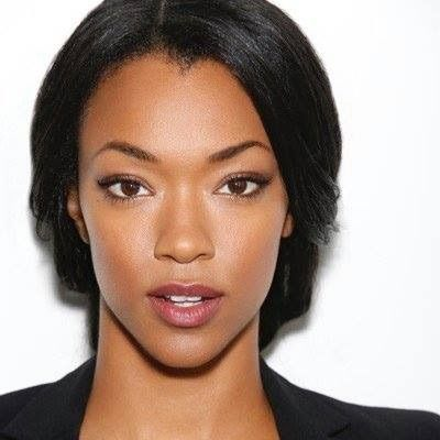 Sonequa Martin-Green (Sasha - 'The Walking Dead')