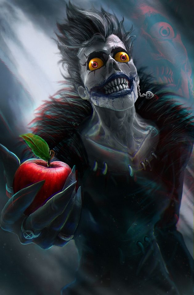 Ryuk Death Note by Oscar Camacho