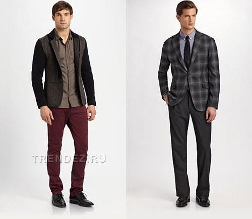 Каталог костюм брюки мужские молодежные
