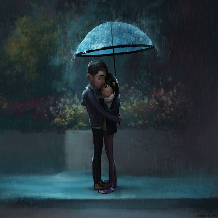 Romantic Illustrations by Zac Retz
