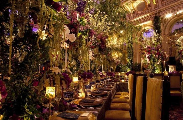 David Tutera 'Midsummer Nights Dream' | Dream wedding ...