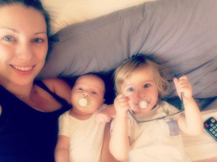 Mamma di due, differenze tra prima e seconda gravidanza