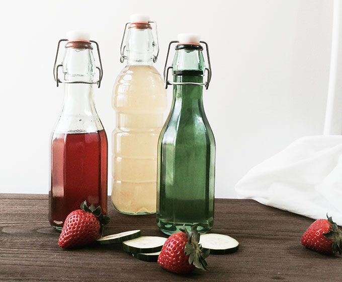 Homemade soda syrup recipes allow you to control what goes into your sodas, and how sweet to make them. It takes just a couple ingredients and bit of time.
