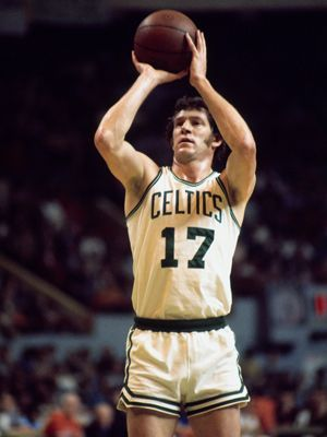 """John Havlicek- HONDO ON THE GO """"I'AM A CELTICS TO AND FRO ASK YOUR FATHER HE KNOWS"""""""