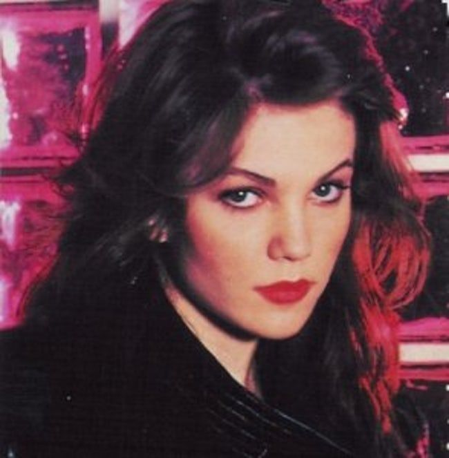 Young Diane Lane in Black Leat is listed (or ranked) 9 on the list 20 Pictures of Young Diane Lane
