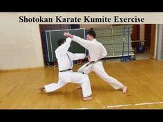 Shotokan Karate Kumite Exercise 3 Gyaku zuki 3 Simultaneous block and punch counters