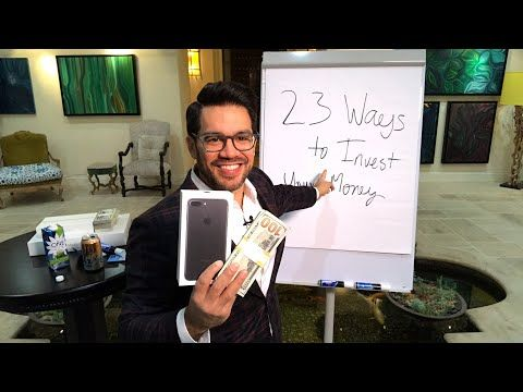 📚💵 How You Can Invest Your Money – 23 Wealth Creation Strategies www.tailopez.com/investingmoney 💵📚